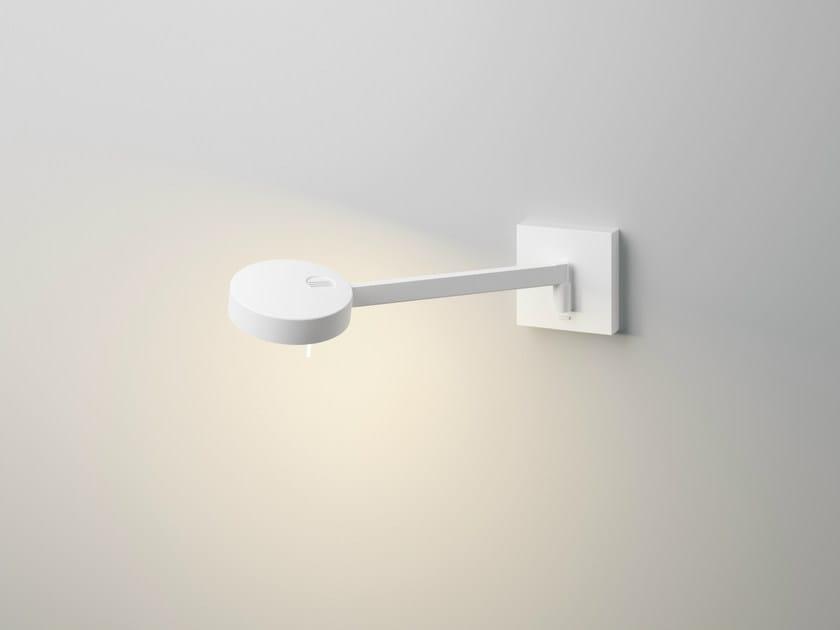 Lampada da lettura a led swing by vibia design lievore