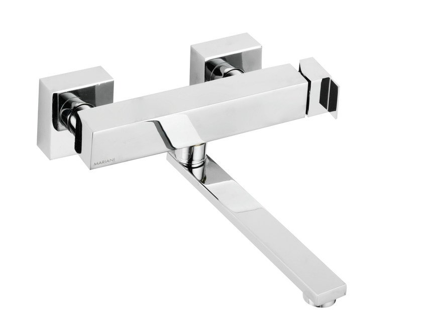 Wall-mounted kitchen mixer tap POLAR | Wall-mounted kitchen mixer tap by Rubinetterie Mariani