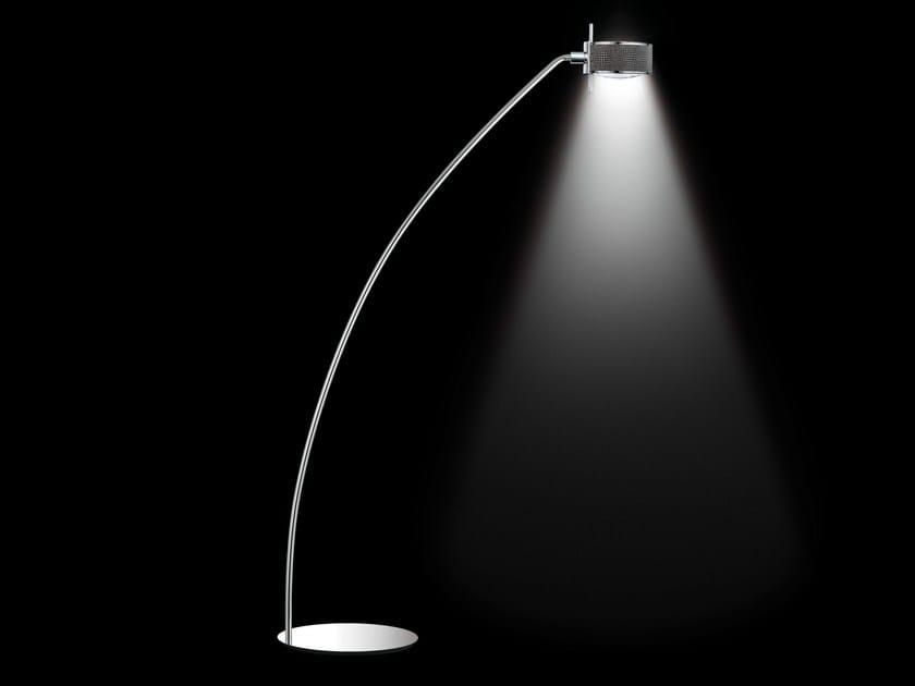 Reading adjustable floor lamp COMPONI200 LETTURA by Cini&Nils