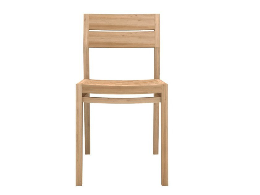 Solid wood chair OAK EX1 by Ethnicraft