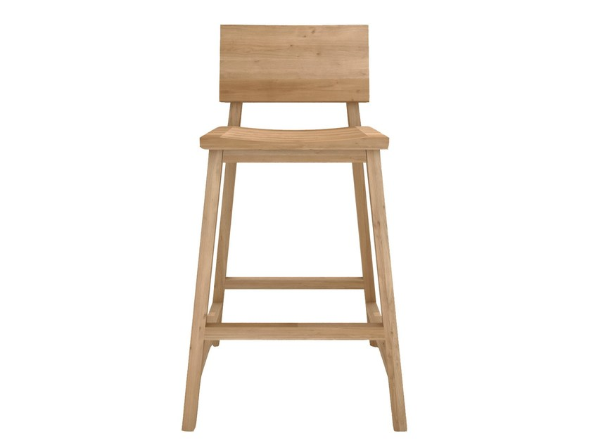 Solid wood chair OAK N3 | Chair by Ethnicraft