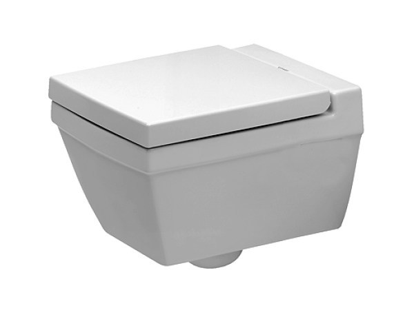Wall-hung ceramic toilet 2ND FLOOR | Wall-hung toilet by Duravit