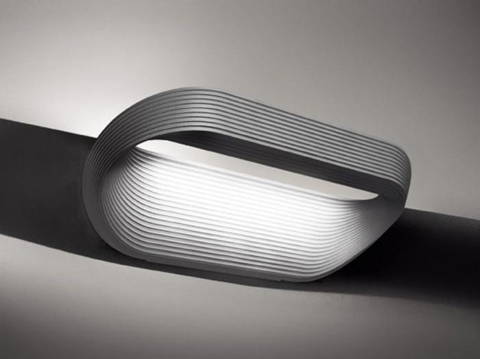 Indirect light wall lamp SESTESSA MAXI LED by Cini&Nils