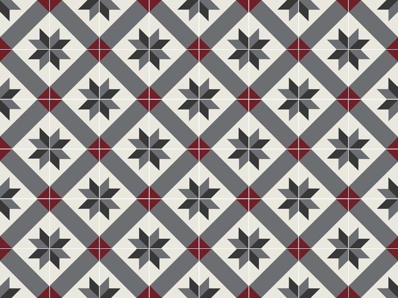 Cement tiles ODYSSEAS 310 by TsourlakisTiles
