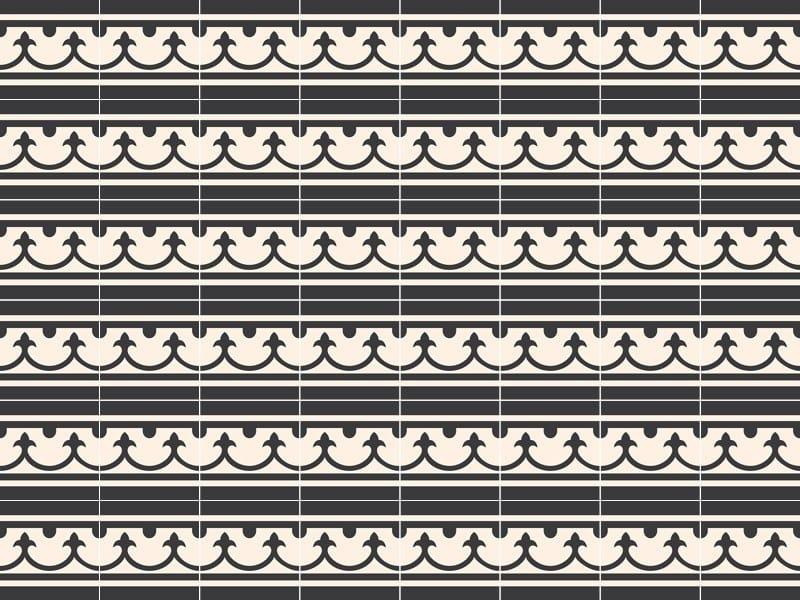 Indoor/outdoor cement wall/floor tiles ODYSSEAS 314 by TsourlakisTiles