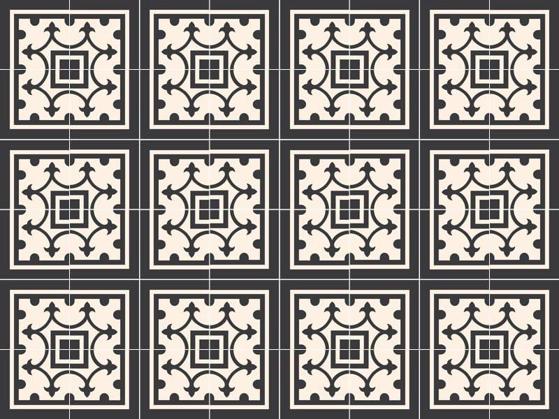 Cement tiles ODYSSEAS 315 by TsourlakisTiles