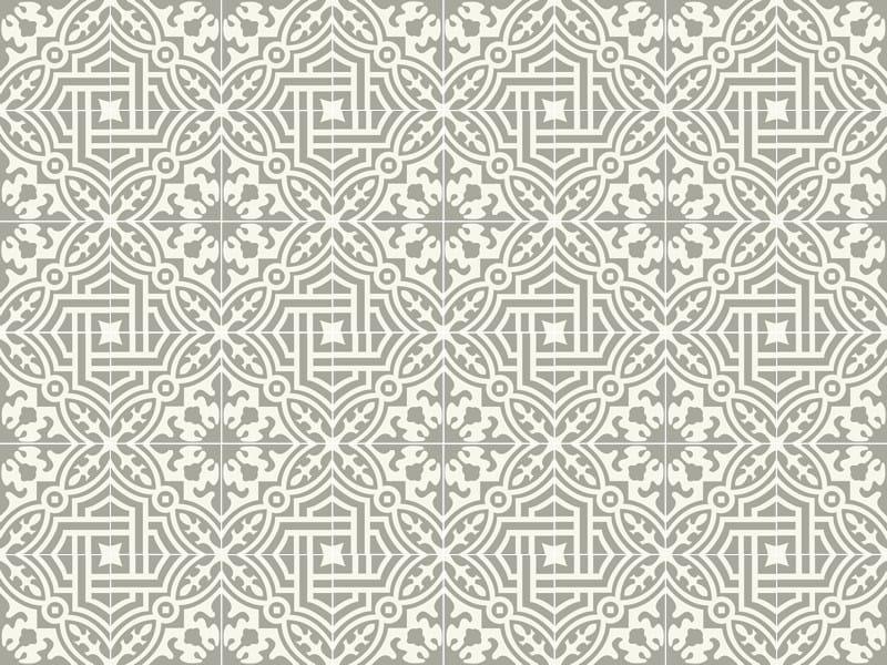 Indoor/outdoor cement wall/floor tiles ODYSSEAS 318 by TsourlakisTiles