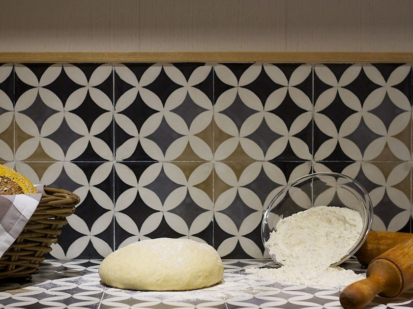 Cement tiles ODYSSEAS 321 by TsourlakisTiles