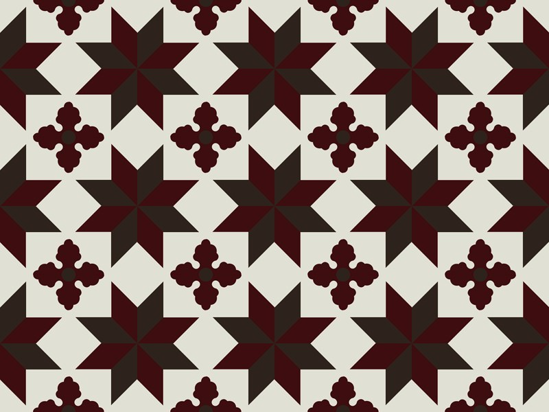 Cement tiles ODYSSEAS 352 by TsourlakisTiles