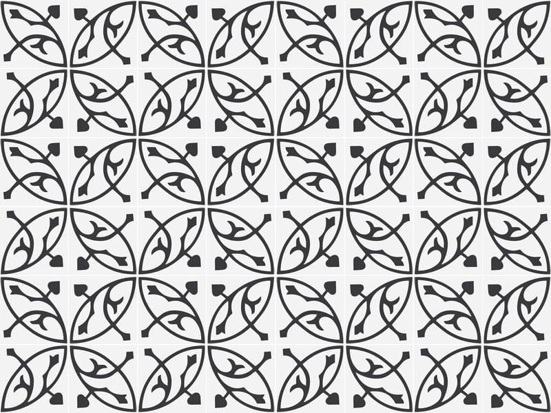 Indoor/outdoor cement wall/floor tiles ODYSSEAS 336 by TsourlakisTiles