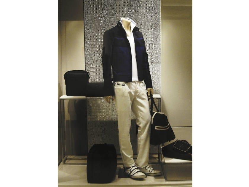 Polystyrene Shop furnishing CROCO by SIBU DESIGN