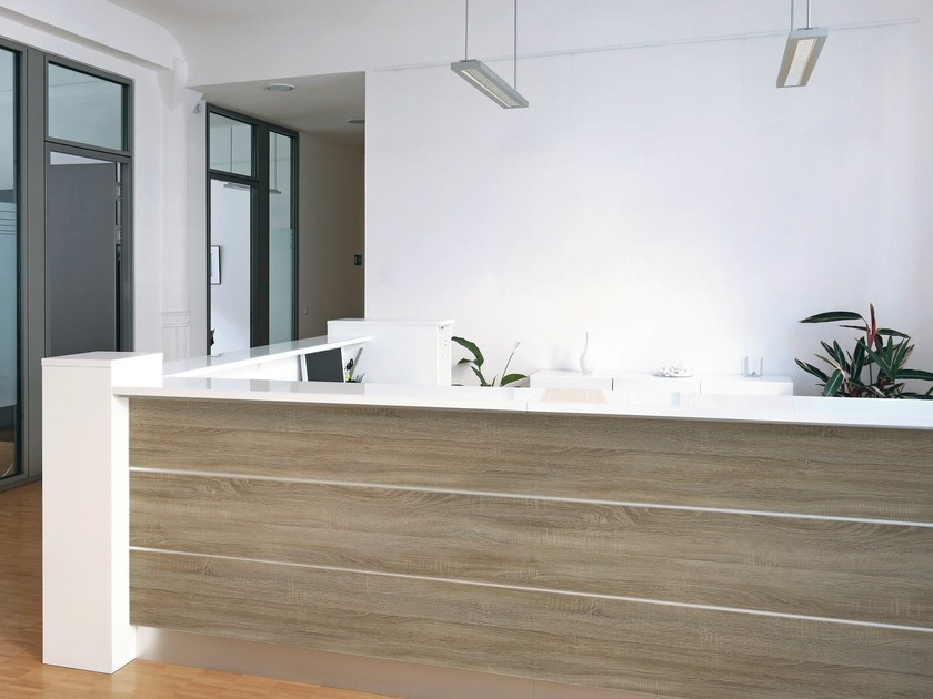 Polystyrene furniture foil with wood effect OAK TREE by SIBU DESIGN