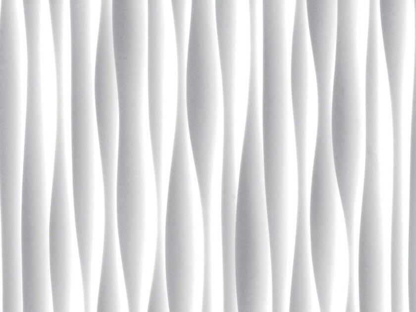 MDF 3D Wall Panel THALWEG DESIGN by Marotte