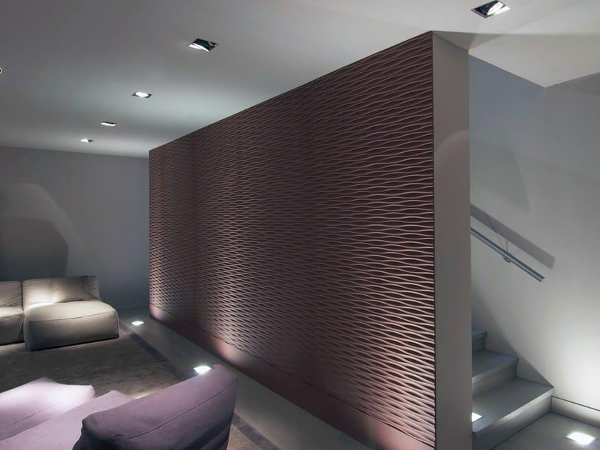MDF 3D Wall Panel THALWEG MDF by Marotte