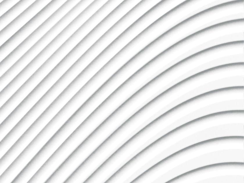 MDF 3D Wall Panel ZEN WAVE MDF by Marotte