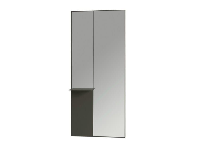 Rectangular mirror MIR by Kendo Mobiliario