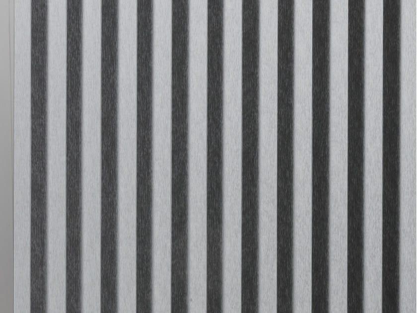 MDF 3D Wall Panel BARELINE METAL GLOSS by Marotte