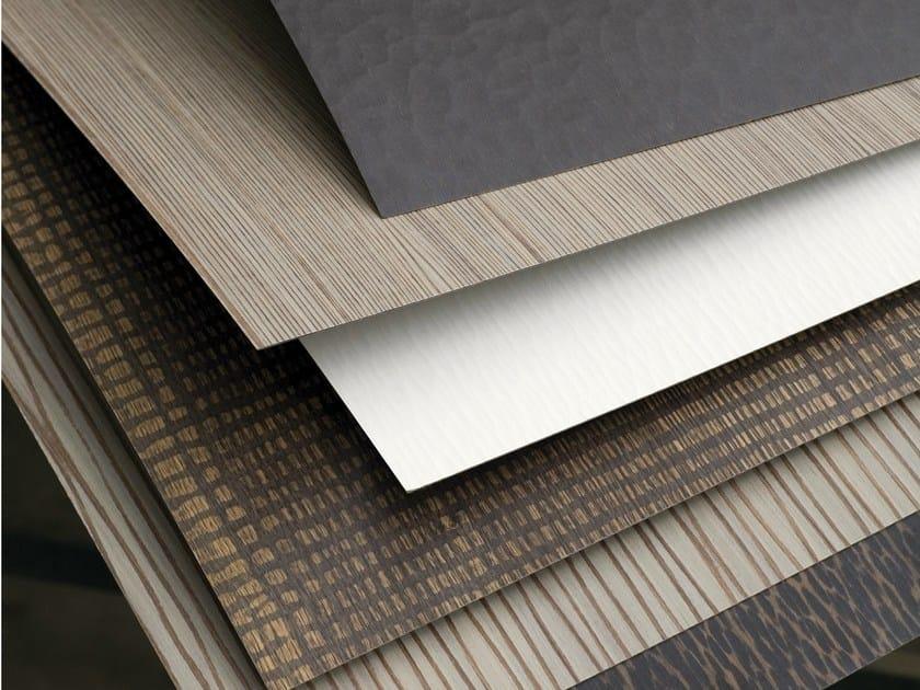 Laminate wood panel OBERFLEX® by Oberflex