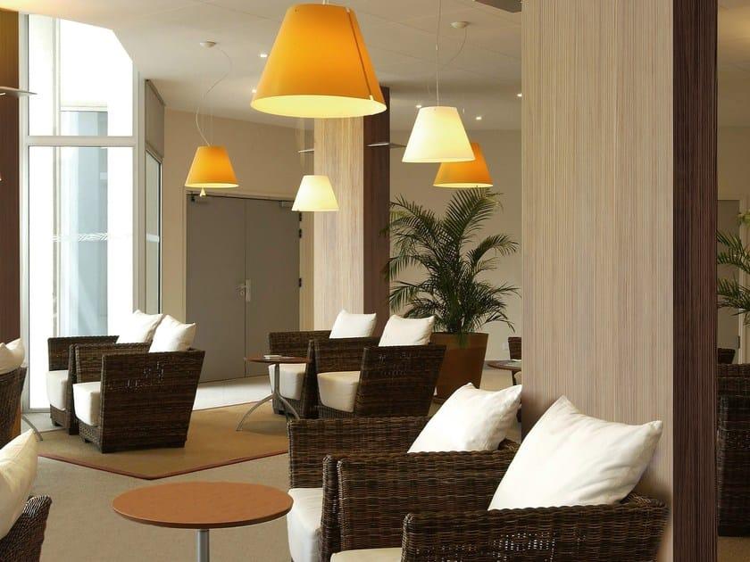 Indoor laminate wall tiles PRESTIGE D'OBERFLEX | Wall tiles by Oberflex®