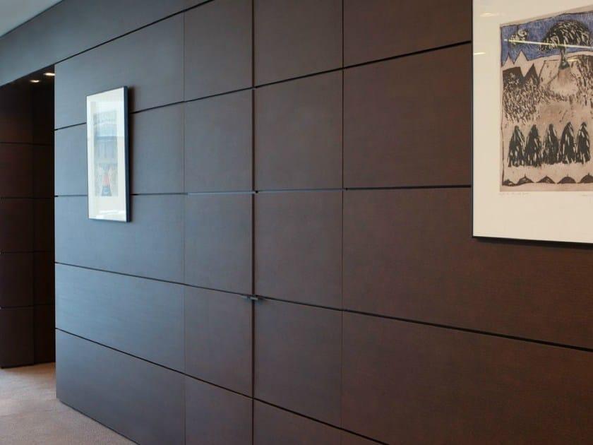 Laminate door panel PRESTIGE D'OBERFLEX | Door panel by Oberflex®