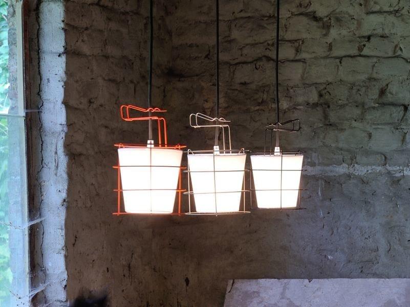 Pendant lamp BALADEUSE   Pendant lamp by Hind Rabii