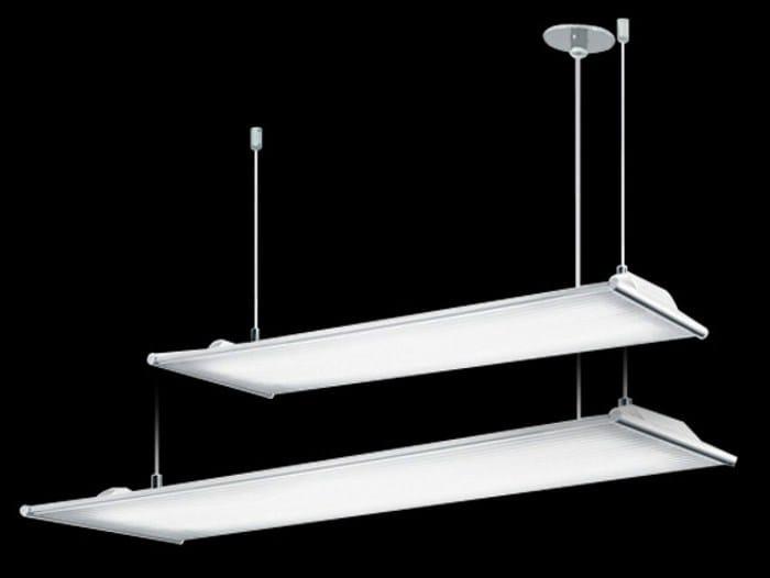 Pendant lamp with dimmer SOSPESA T5 DALI by Cini&Nils