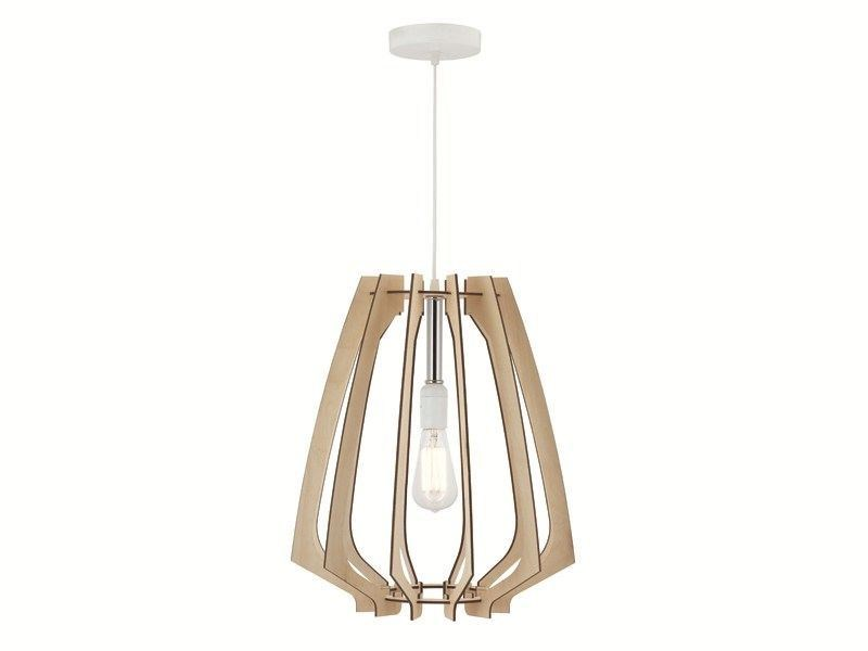 Birch pendant lamp CAGE by ENVY
