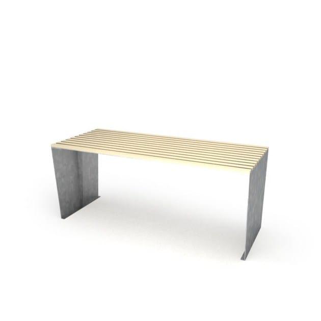 galvanized steel - PVC sand