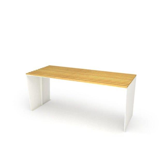 RAL 9010 - natural wood
