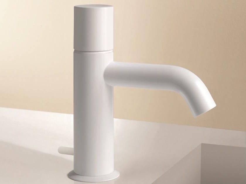 Countertop 1 hole painted-finish washbasin mixer NOSTROMO - 2604 | Painted-finish washbasin mixer by Fantini Rubinetti