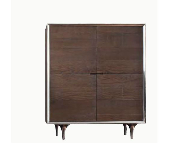 Wooden sideboard with doors CHAGALL | Sideboard with doors by Shake