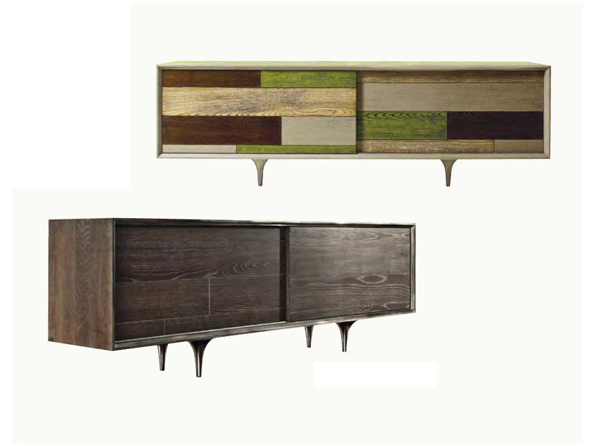 Wooden sideboard CHAGALL | Wooden sideboard by Shake