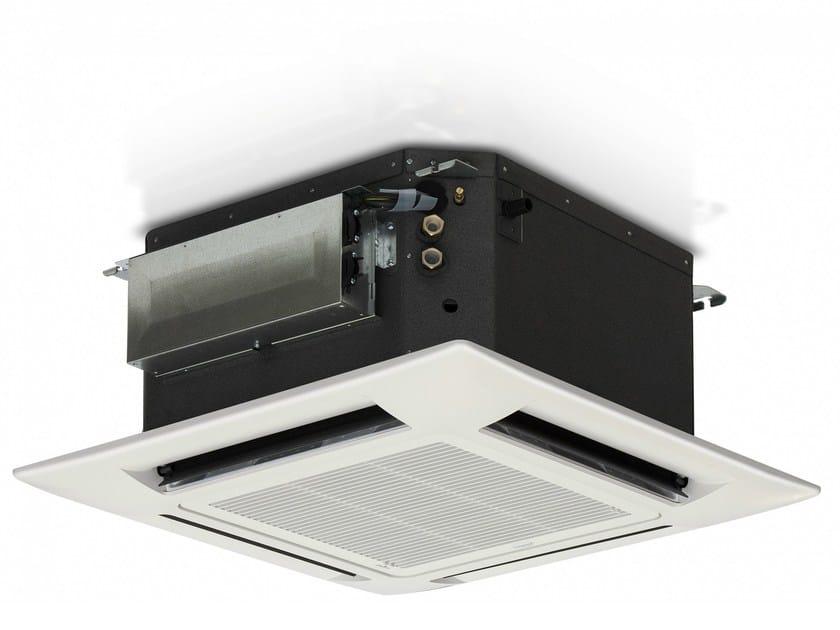 Ceiling mounted fan coil unit IWCi by GALLETTI