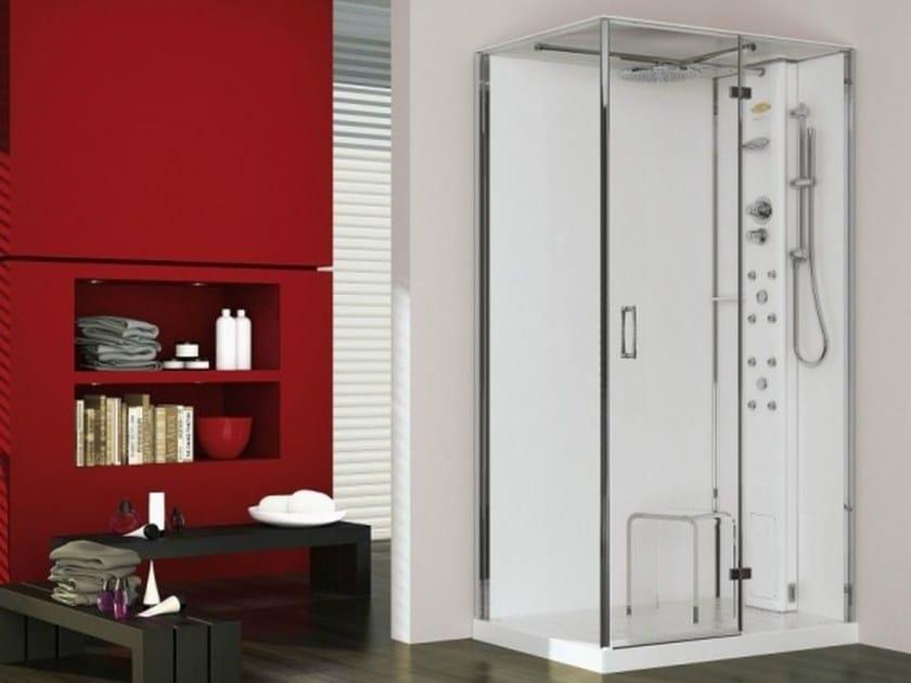 Cabine Doccia Jacuzzi : Box doccia multifunzione con bagno turco play jacuzzi