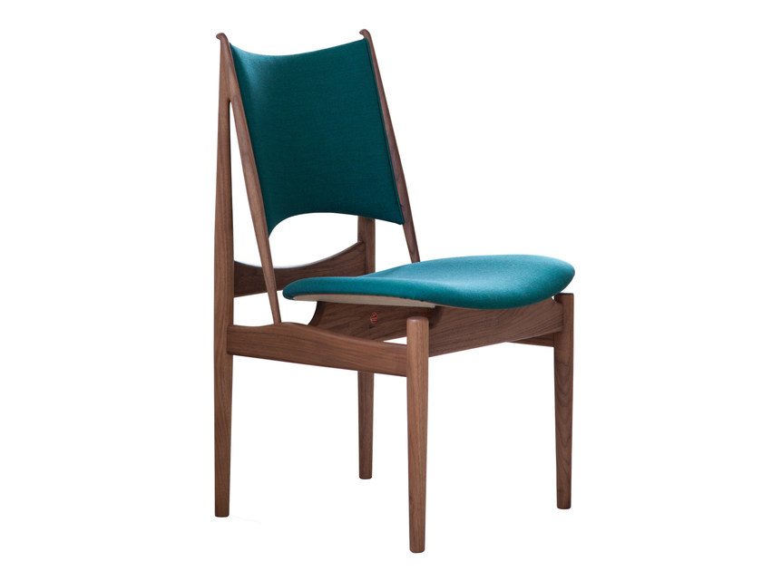 Upholstered fabric chair EGYPTIAN by Onecollection