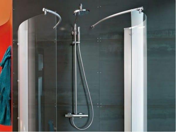 Colonna doccia multifunzione da esposizione u ac iva idrofer