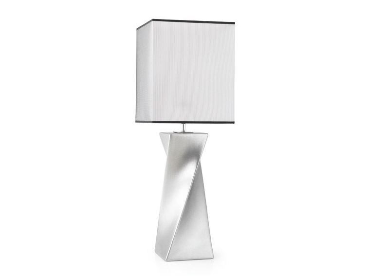 Ceramic table lamp TWISS - MS by ENVY