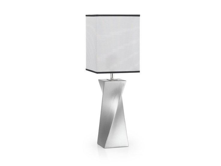 Ceramic table lamp S-TWISS by ENVY