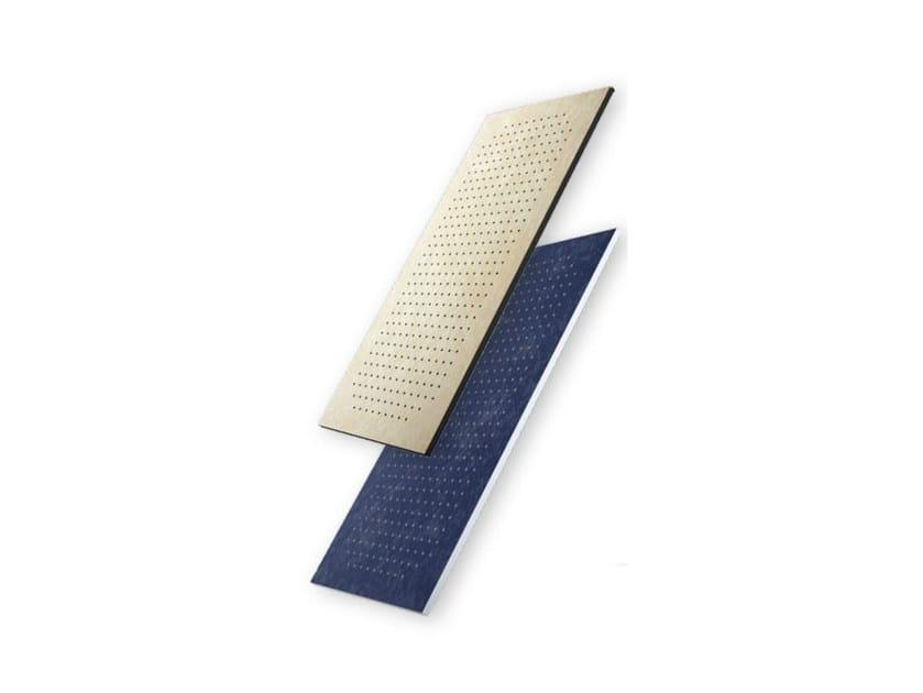 Foam decorative acoustical panel FLAT PANEL PRO PREMIUM by Vicoustic by Exhibo