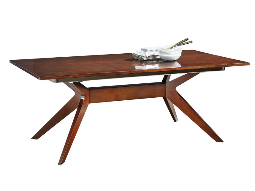 Extending dining table GRACE | Dining table by SELVA