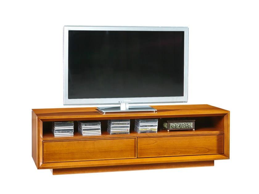 Wooden TV cabinet GRACE | TV cabinet by SELVA