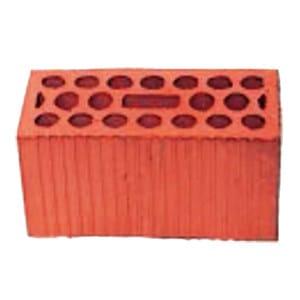 Building clay block BIMATTONE PESANTE by FORNACE FONTI
