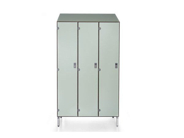 HPL Locker SERIE NG/TI by GES Group