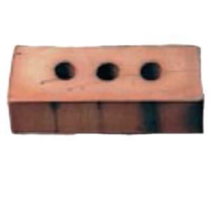 Building clay block MATTONE 3 FORI by FORNACE FONTI