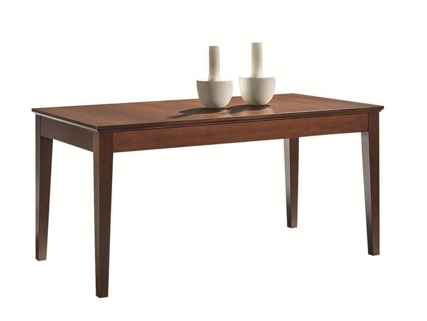 Extending dining table LEONARDO | Dining table by SELVA