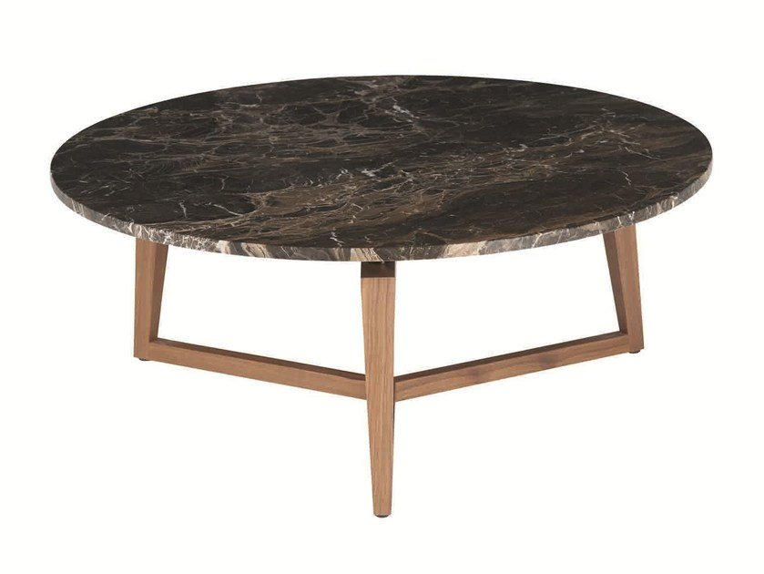 Oval Coffee Table For Living Room ZEN | Coffee Table For Living Room By  SELVA
