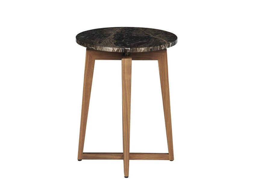Round side table ZEN | Side table by SELVA