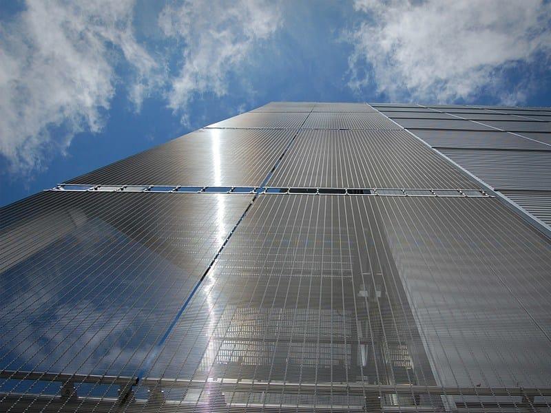 Stainless steel mesh DOKA-BARRETT 8914 by HAVER & BOECKER OHG