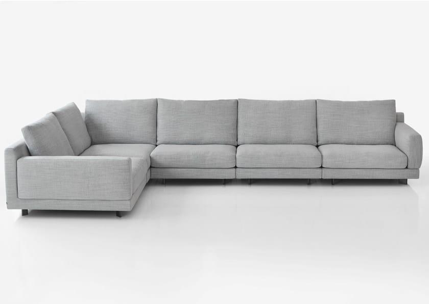 Corner modular sofa ELLE | Corner sofa by BENSEN