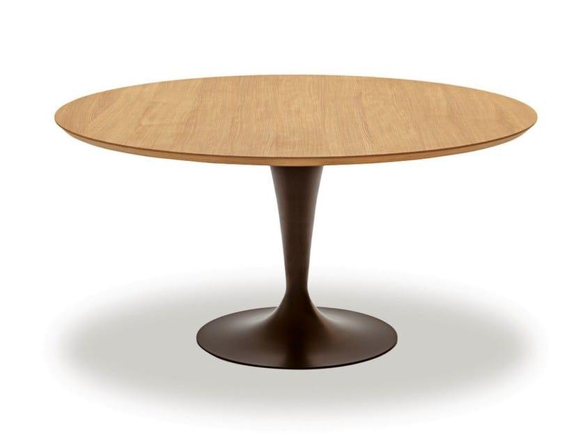 Fl te wood tavolo domus for Mazzocchi strutture in legno
